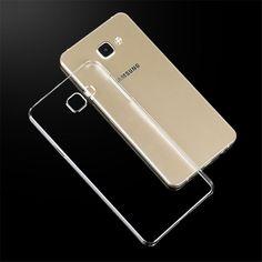 Mobile phone case for samsung galaxy a3 a5 a7 j1 j2 j3 j5 j7 2016 a300 a500 a700 j100 j500 transparent tpu silicone phone cover
