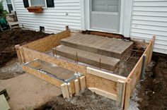 full front porches | Front Porch-Close up Steps ***Repinned by Normoe, the Backyard Guy,(#1 backyardguy on Earth). https://zipdandy.com/backyardguy