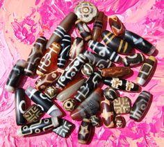 Dzi kralen (beads) geschiedenis