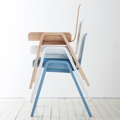 Seungji Mun's Economical Chair<br /> is designed to minimise waste