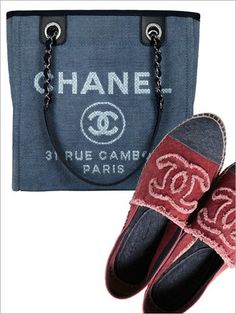 Casual Chanel for summer