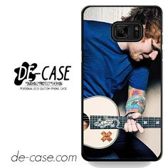Ed Sheeran Thinking Out Loud DEAL-3826 Samsung Phonecase Cover For Samsung Galaxy Note 7