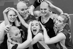 Get your sports team involved with St. Baldrick's!