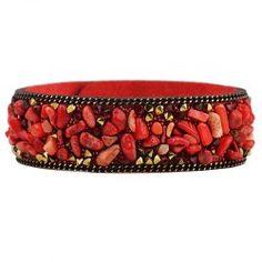 Superbe Faux pierres de cristal Bracelet pour les femmes