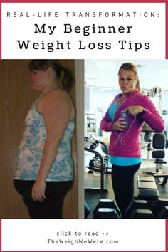 Awesome transformation success story! Before and after fitness motivation and beginner tips from women who hit their weight loss goals and got rid of belly fat with training and meal prep. Learn their workout tips get inspiration! | TheWeighWeWere.com
