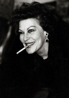 She drank. She smoked. She cursed like a sailor. She was fabulous!