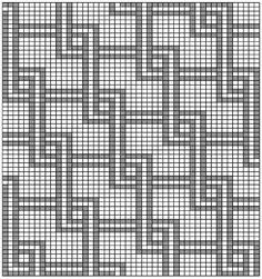 May 2017 – Gripping Yarns Tapestry Crochet Patterns, Fair Isle Knitting Patterns, Crochet Stitches Patterns, Knitting Charts, Mosaic Patterns, Cross Stitch Patterns, Crochet Diagram, Crochet Motif, Filet Crochet Charts
