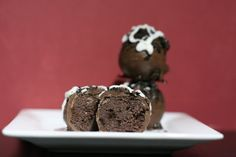 The Caramel Cookie » Chocolate Cake Balls