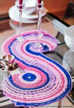 Crochet: NAPKIN