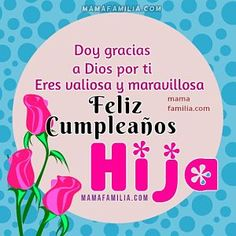 Imagenes de cumpleanos para una hija especial Birthday Wishes Messages, Happy Birthday Wishes, Birthday Greeting Cards, Birthday Quotes, Birthday Greetings, Happy Birthday Pictures, Very Happy Birthday, Birthday Presents For Mom, Turtle Birthday