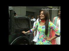 sonakshi sinha at the trailer launch of R...RAJKUMAR.