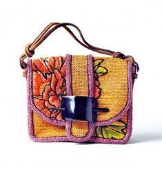 jamin puech crochet bag, art in a bag! #crochetbag