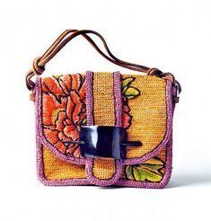 jamin puech crochet bag, art in a bag! #crochetbag