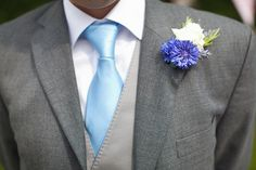 More groomsmen color schemes, not as bright of a blue tie...but like the tux color @seemoog