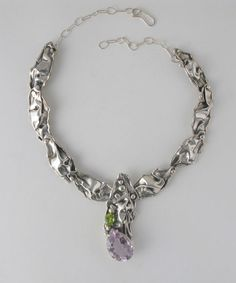 Amethyst : Marksz Co.  |  Sterling · West Palm Beach  , Handcrafted Artisan Sterling Silver Jewelry