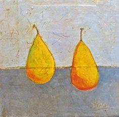 Annie OBrien Gonzales- Deux Poire- Matthews Gallery