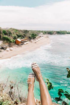 Balangan Beach | Collage Vintage