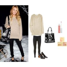 """""""Blake Lively"""" by divavak on Polyvore"""