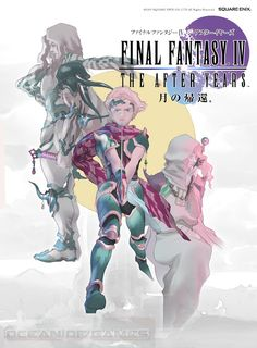 Final Fantasy IV The After Years Free Download PC Game setup for windows. Final Fantasy IV The After Years is an episodic role playing game.  Final Fantasy IV The After Years PC Game 2015 Overview  Final Fantasy IV The After Years is developed and published under the banner ofSquare Enix. This game was released for Microsoft Windows on11thMay 2015. You can also downloadFinal Fantasy XIII.  NowFinal Fantasy IV The After YearsPCgame has been fully remake in 3D and you are now able to play it…