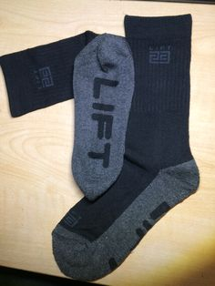 These are the socks donated to homeless in need! #sharethewarmth with Lift 23