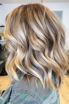18 peinados Balayage para darle una nueva apariencia definitiva