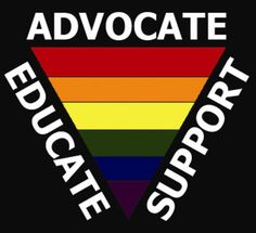 Advocate, Educate, Support!