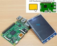 How to Setup Touchscreen LCD on Raspberry Pi??