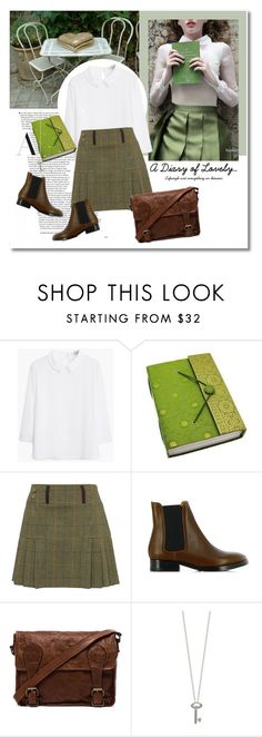 Look the day by vkmd on Polyvore featuring MANGO, Acne Studios, VIPARO and Roberto Coin