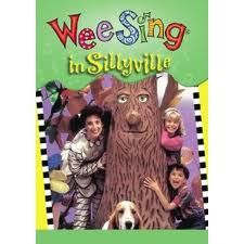 Wee-Sing in Sillyville... I used to watch this over and over!