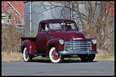 1951 Chevrolet 3100 Pickup Restored to Original Condition