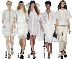 SS12 Trend Report: White