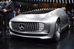 Mercedes-Benz F 015 Concept