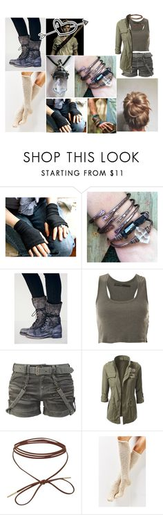 """Maze Runner"" by mazerunnerloverforever ❤ liked on Polyvore featuring Free People, Crafted, Paul Brodie and Urban Outfitters"