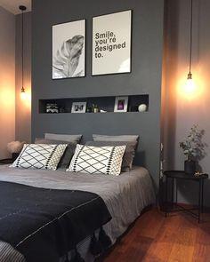 """Aurélie on Instagram: """"Une journée bien productive aujourd'hui, j'ai enfin repeins la niche de ma chambre et je suis ultra contente du résultat!  J'ai utilisé la…"""""""