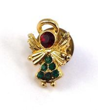 Vintage Gold Tone Signed CAMCO Red Green Rhinestone Angel Christmas Brooch Pin http://www.ebay.com/itm/Vintage-Gold-Tone-Signed-CAMCO-Red-Green-Rhinestone-Angel-Christmas-Brooch-Pin-/141610508488?pt=LH_DefaultDomain_0&hash=item20f8a4e0c8