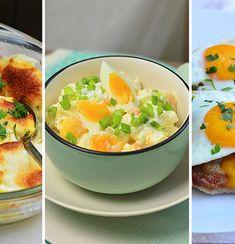 A 10 kedvenc tojásos receptünk - Több okból is szeretjük a tojásos ételeket: finomak, gyorsan elkészülnek és olcsón kihozhatunk belőlük kiadós reggeliket, ebédeket és vacsorákat.