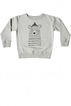 da36d1d7c32 Mr Bear Sweatshirt by Rylee + Cru
