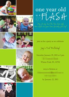 flash parti, birthday parti, birthday stuff, indoor parti, 1yr parti