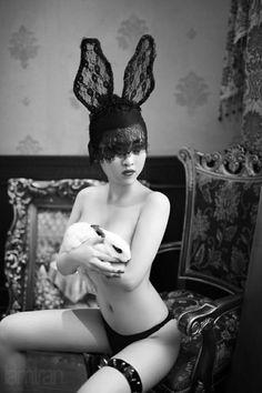 バニー女の子 bunny