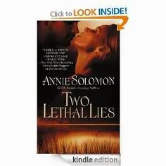 A Moment With Mystee: Book review: Two Lethal Lies by Annie Solomon