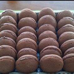 Nutella cookies from Cooking Light