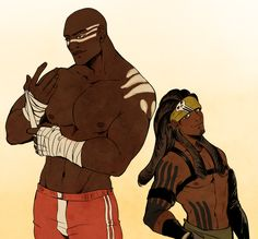 Men of Color In Fantasy Art : Photo; person of color; black folk in fantasy; Overwatch Comic, Overwatch Hanzo, Overwatch Fan Art, Black Anime Characters, Fantasy Characters, Game Character, Character Concept, Sketch Inspiration, Character Inspiration