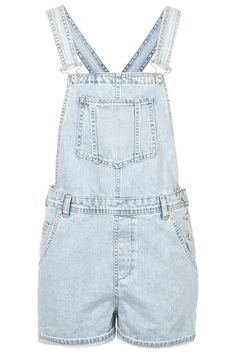 Photo 1 of MOTO Slim Fit Short Dungarees