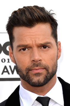 Singer Ricky Martin attends the 2014 Billboard Music Awards at the MGM Grand Garden Arena on May 18, 2014 in Las Vegas, Nevada.