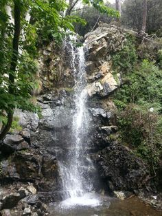 Kalidonia waterfall-Cyprus