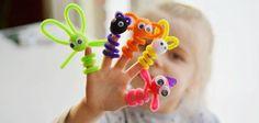 Te proponemos una manualidad muy divertida, 4 formas fáciles y rápidas de hacer marionetas de dedos DIY para jugar con los niños. Les encantará.