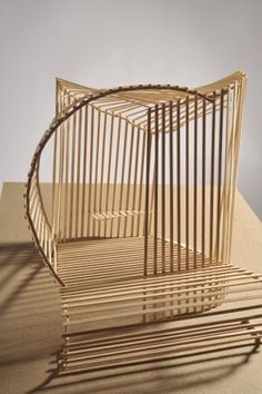 architectural model basswood ramp - Google Search