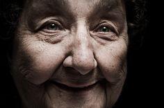 Old Woman Portrait | Peroxide is a Woman's Best Friend for Winter Beauty » old-women ...