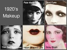 1920s makeup styles - Google Search