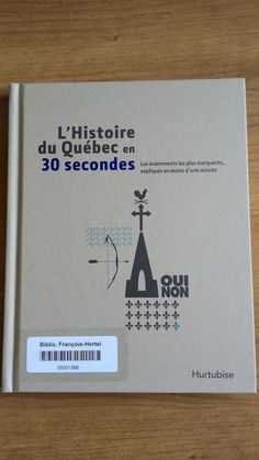 L'histoire du Québec en 30 secondes (971.4 M714h)
